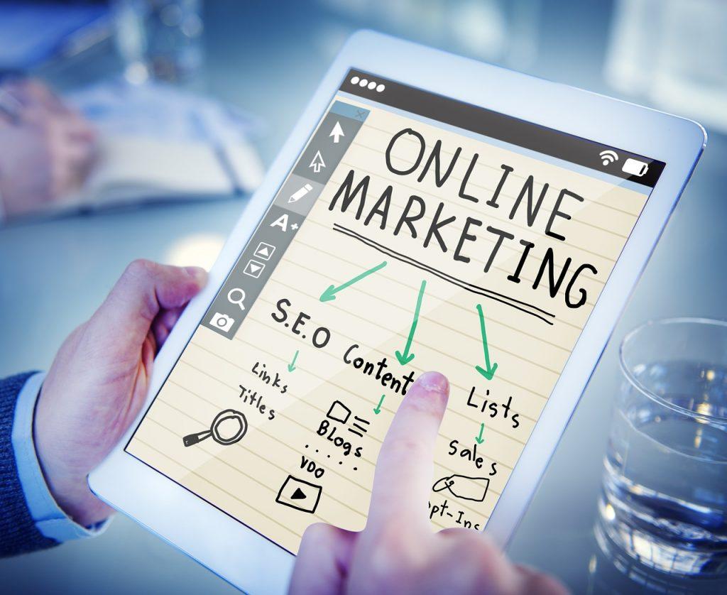 Les outils de gestion du webmarketing